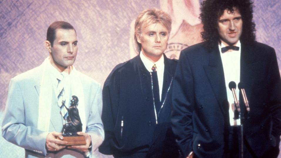 Il video dell'ultima apparizione pubblica di Freddie Mercury con i Queen