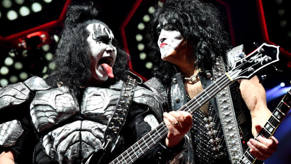 KISS: guarda le foto del concerto a Los Angeles