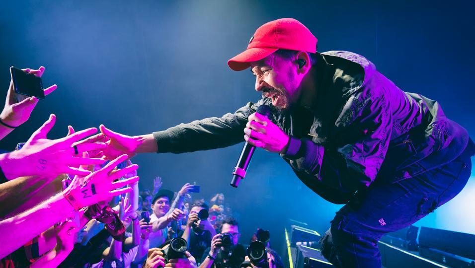 Mike Shinoda: guarda le foto più belle e la scaletta del concerto a Padova