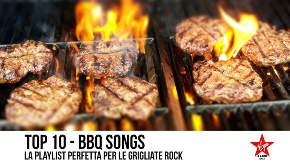Top 10 BBQ Songs: la playlist perfetta per le grigliate rock!