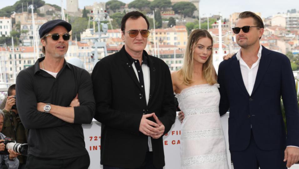 """Quentin Tarantino, C'era Una Volta... a Hollywood: """"Questo film è la cosa più vicina a Pulp Fiction che abbia mai fatto"""""""