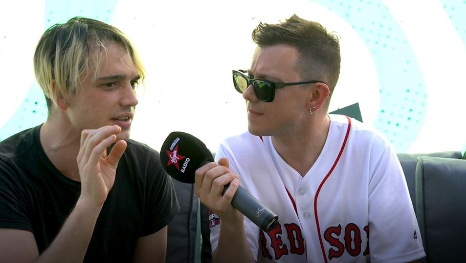 Badflower: guarda l'intervista realizzata da Andrea Rock a Firenze Rocks 2019