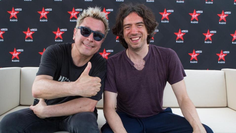 Snow Patrol: guarda l'intervista realizzata da Ringo a Firenze Rocks 2019