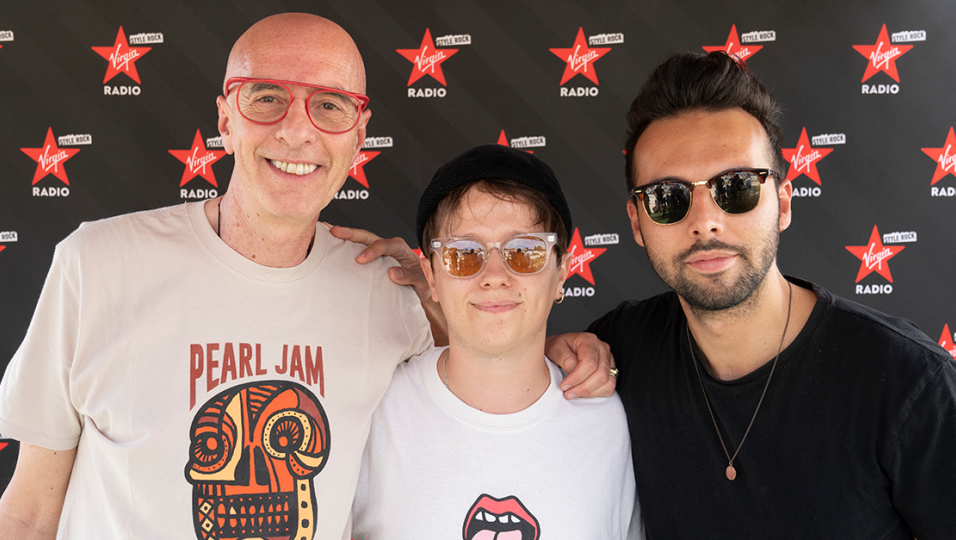 Nothing But Thieves: guarda l'intervista di Massimo Cotto a Firenze Rocks 2019