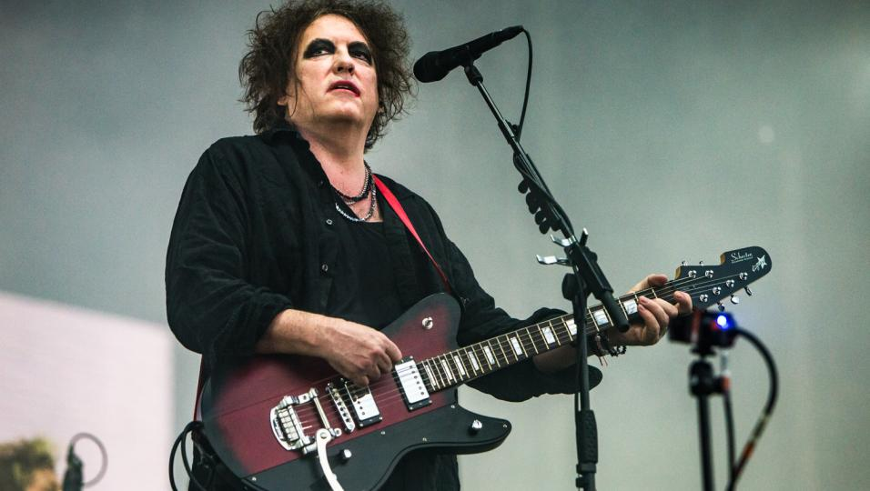 The Cure: guarda le foto del concerto a Firenze Rocks
