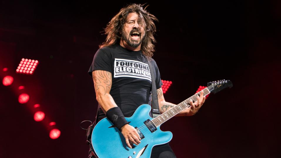 Foo Fighters: guarda le foto più belle e la scaletta del concerto allo Sziget 2019