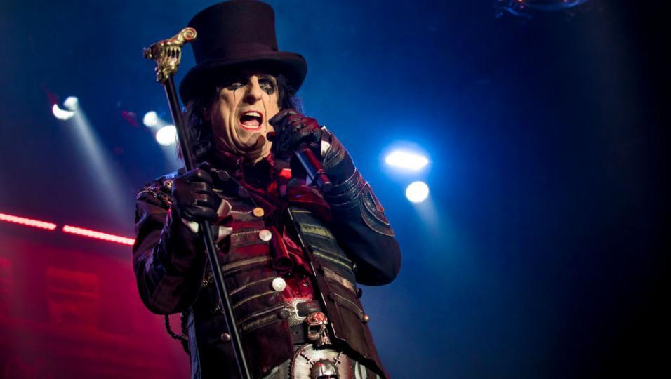 Alice Cooper: guarda le foto del concerto a Torino