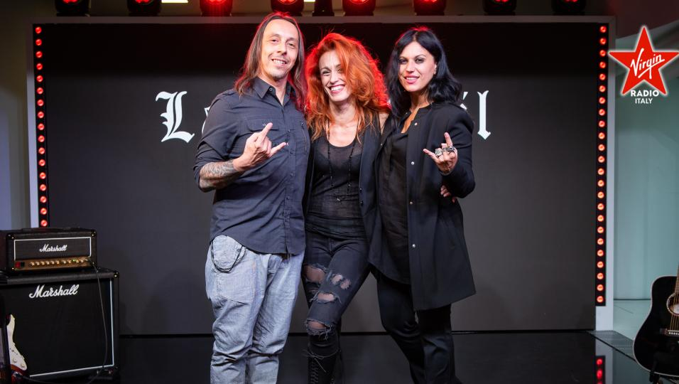 Lacuna Coil: guarda le foto dell'intervista con Alteria in occasione dell'uscita del nuovo album Black Anima