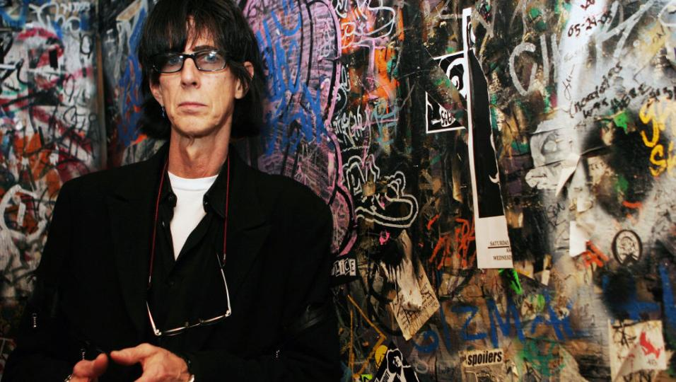 In memory of Ric Ocasek