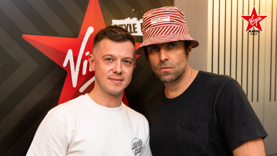 Liam Gallagher: guarda l'intervista integrale realizzata da Andrea Rock