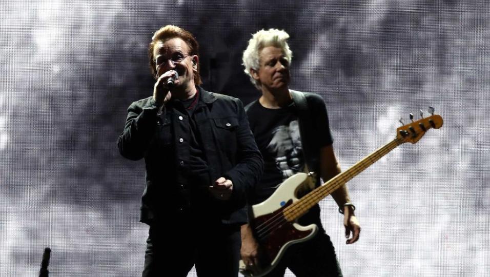 U2: guarda le foto del concerto a Seul in Corea del Sud