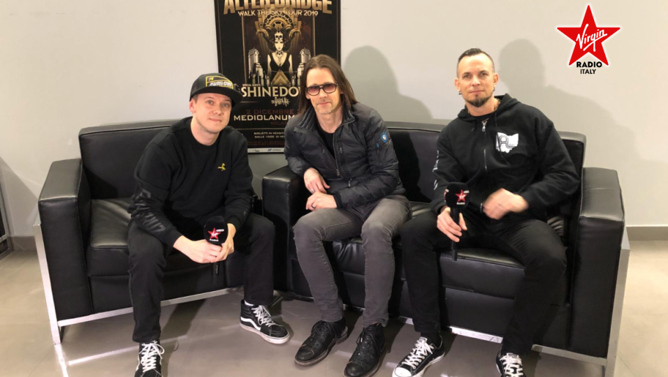 Alter Bridge: guarda l'intervista integrale realizzata da Andrea Rock
