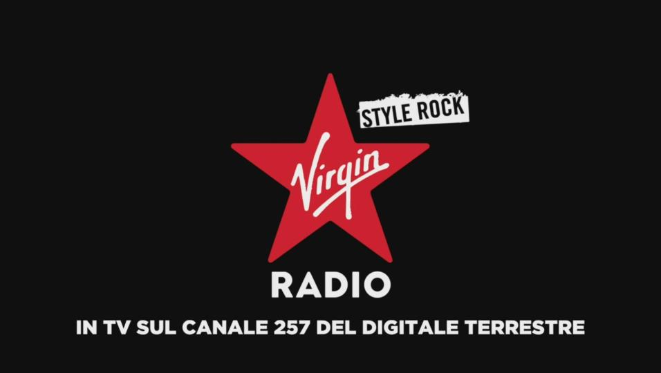 Virgin Radio TV: la televisione rock di Virgin Radio