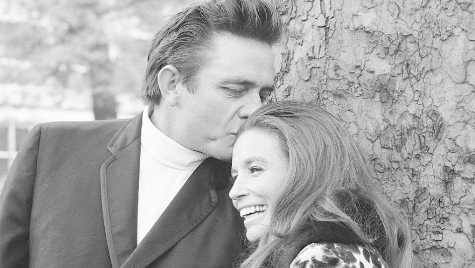Johnny Cash & June Carter: guarda le foto più belle della coppia