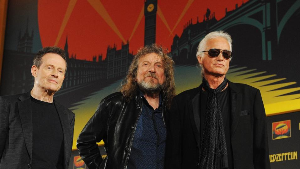 I Led Zeppelin trasmetteranno lo storico Celebration Day per i fan in quarantena. Ecco quando