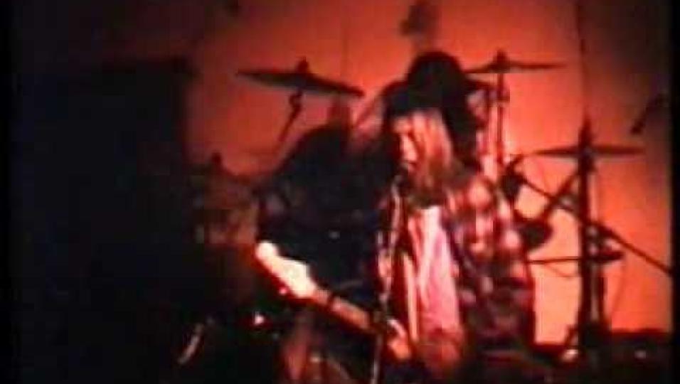 Nirvana live al Piper di Roma
