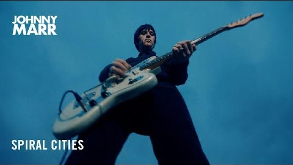 Johnny Marr - Spiral Cities