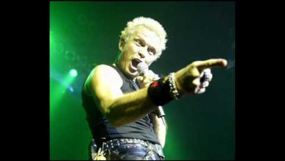 Billy Idol - Come On, Come On