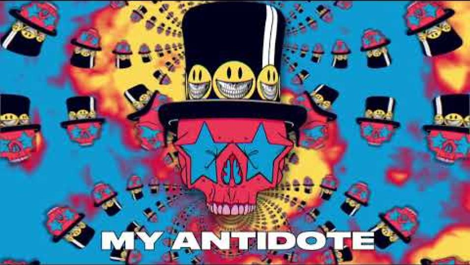 Slash Ft. Myles Kennedy & The Conspirators - My Antidote