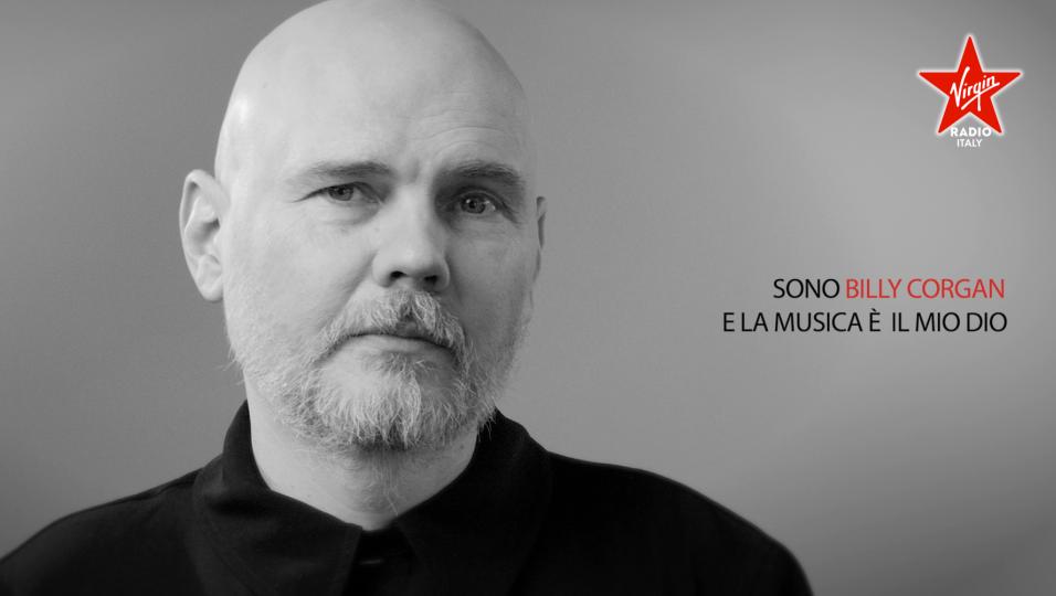 Billy Corgan è il nuovo Rock Ambassador di Virgin Radio. Guarda il suo messaggio