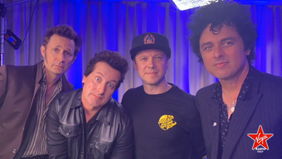 Green Day: guarda l'intervista integrale con Andrea Rock