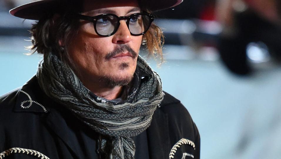 Johnny Depp: guarda le foto alla Festa del Cinema di Roma