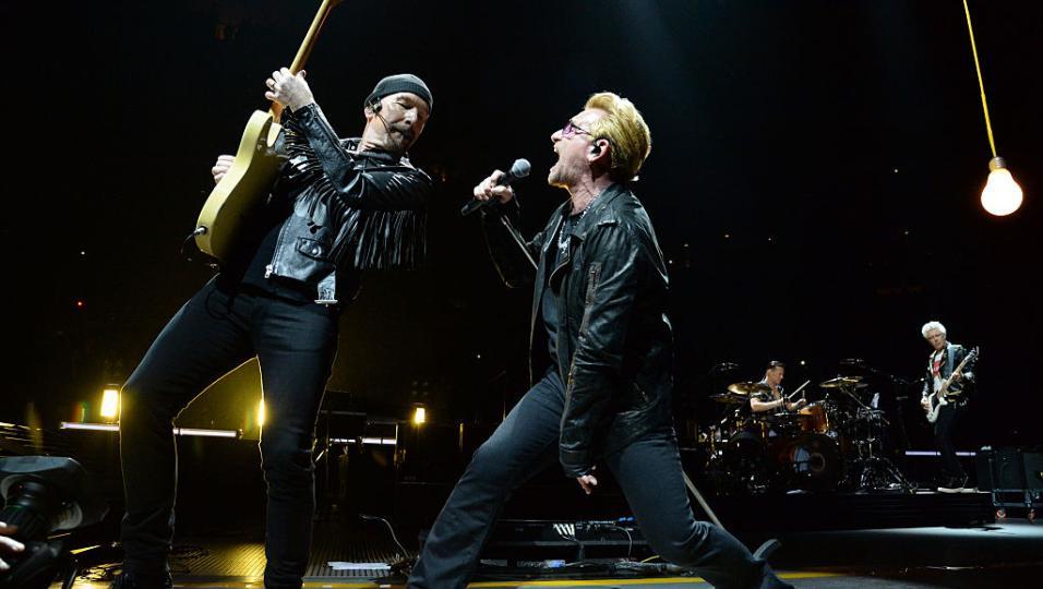 U2: guarda le foto più belle della band irlandese