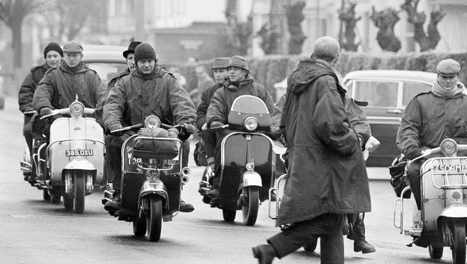 Rock Culture: guarda le foto dei Mods a Clacton-On-Sea