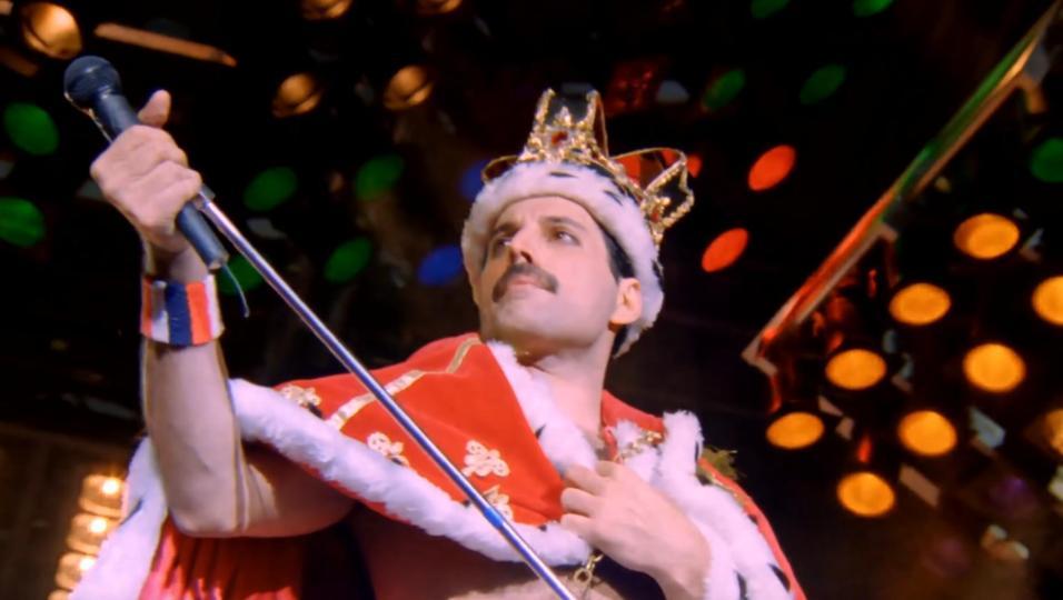 Queen: le immagini del concerto a Budapest del 27 luglio 1986