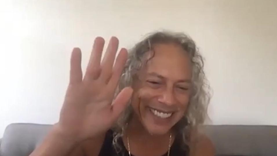 Metallica: guarda il video con l'intervista esclusiva a Kirk Hammett realizzata da Francesco Allegretti
