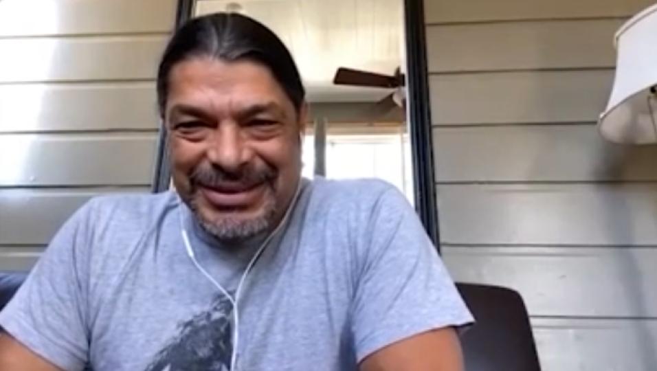 Metallica: guarda il video con l'intervista esclusiva a Robert Trujillo realizzata da Francesco Allegretti