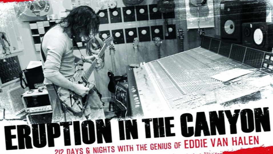 Eruption in the Canyon: 212 Days and Nights with the Genius of Eddie Van Halen. Scopri tutte le info sul libro di Andrew Bennett dedicato a Eddie Van Halen