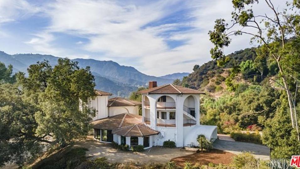 Jimi Hendrix: in vendita la sua ex villa di Los Angeles per poco più di 3 milioni di euro. Guarda le foto!