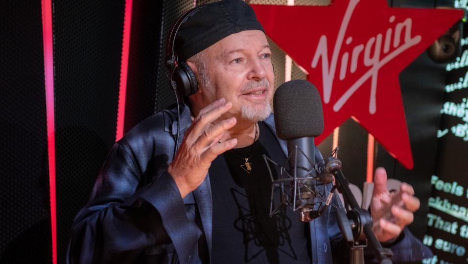 Vasco Rossi: guarda le foto a Virgin Radio