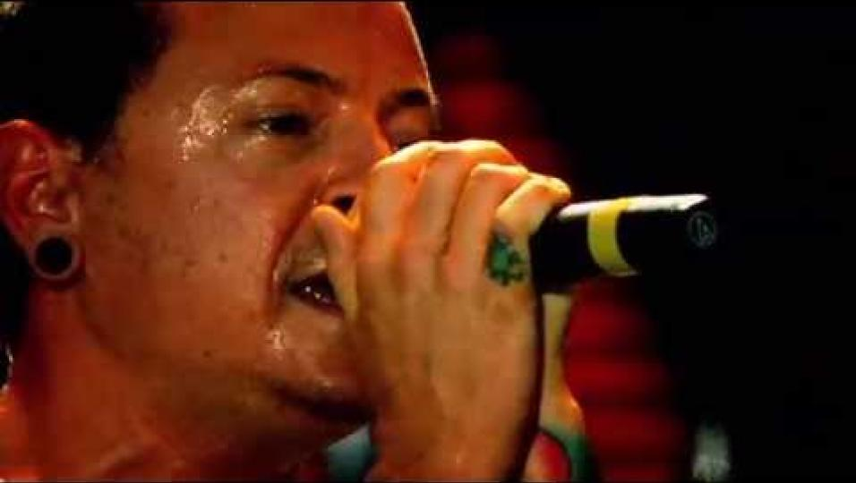 Linkin Park - Somewhere I Belong (live)