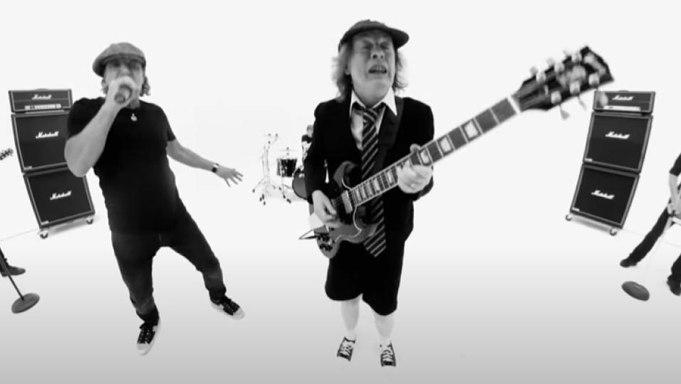 """Gli AC/DC hanno pubblicato il video ufficiale del nuovo singolo Realize! Angus Young: """"lo scrissi con Malcolm"""". Guardalo qui"""