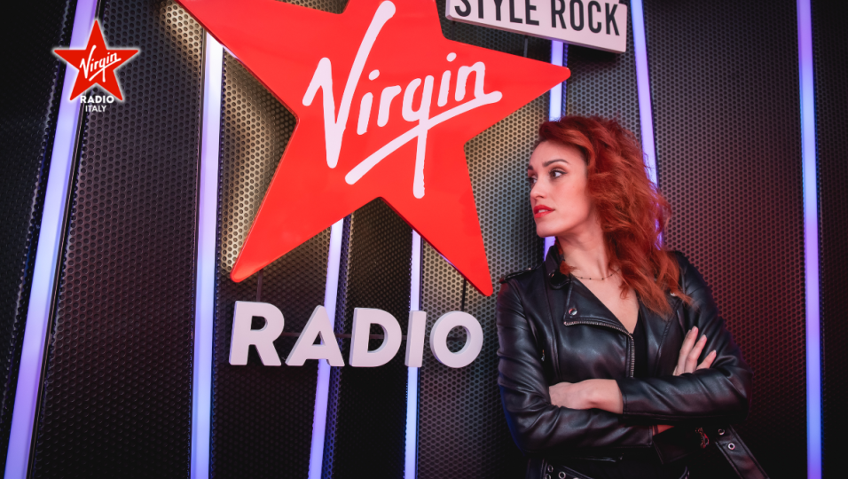Guarda le foto di Alteria nel nuovo studio di Virgin Radio