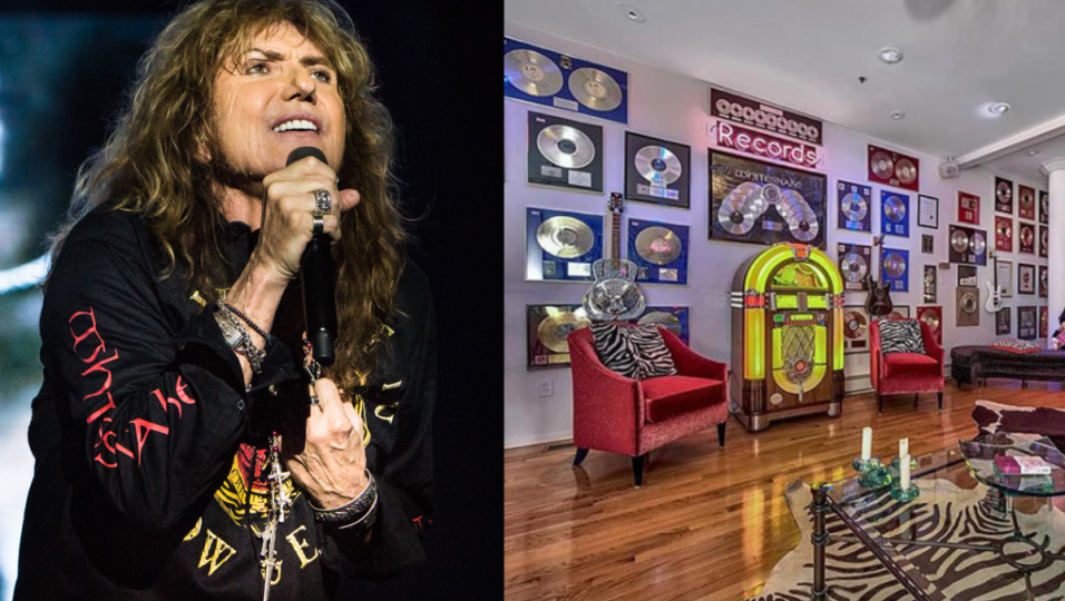 Whitesnake, David Coverdale ha venduto la mega-villa sul Lago Tahoe per 6,8 milioni. Guarda le foto e i video