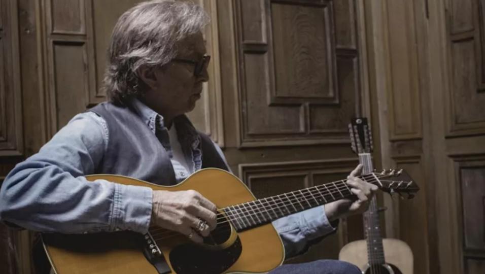 Eric Clapton annuncia il nuovo album acustico The Lady in the Balcony: Lockdown Sessions. Guarda il video