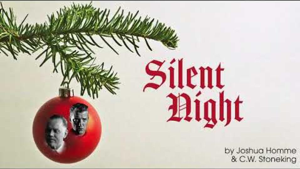 Joshua Homme & C.W. Stoneking - Silent Night