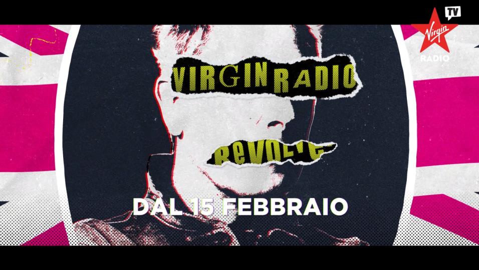 Revolver con Ringo, in diretta video su Virgin Radio TV da lunedì 15 febbraio