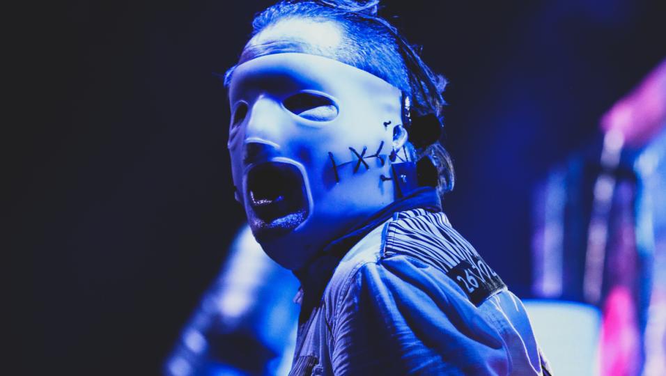 Slipknot: guarda le foto più belle e la scaletta del concerto a Dublino