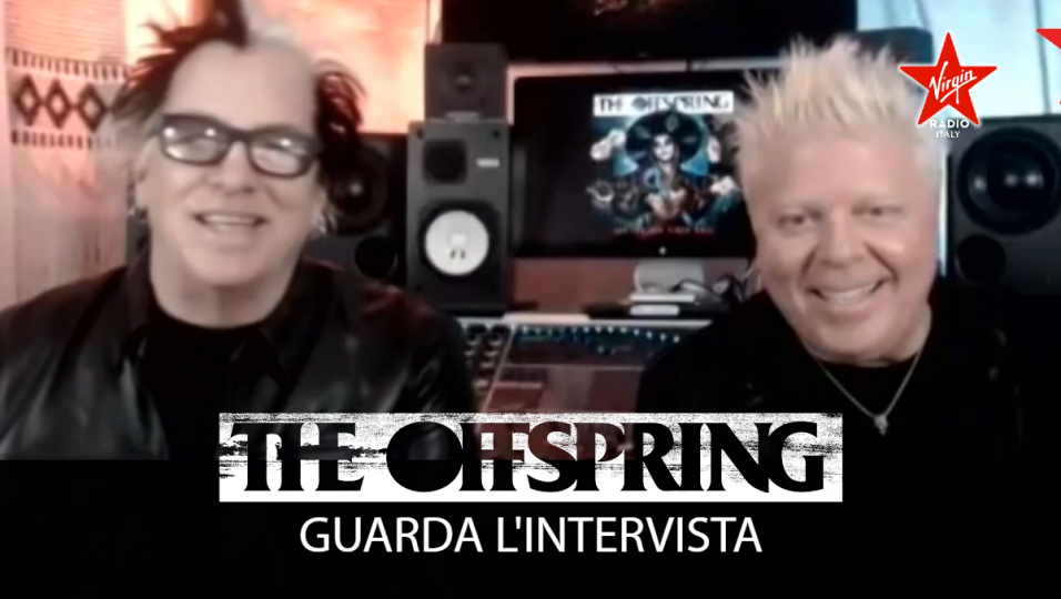 The Offspring: guarda l'intervista con Dexter Holland e Noodles