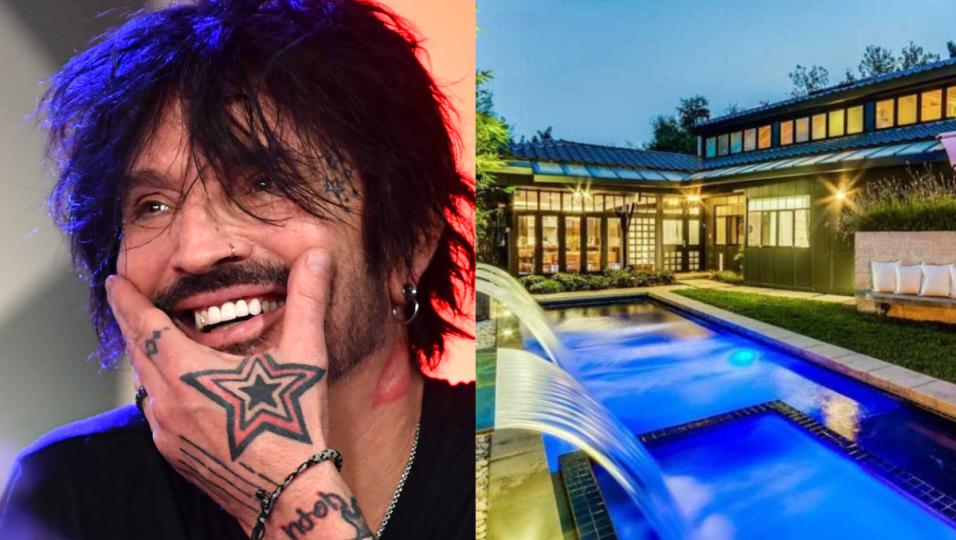 Mötley Crüe, Tommy Lee ha comprato una splendida villa in stile giapponese per 4 milioni di dollari. Guarda le foto