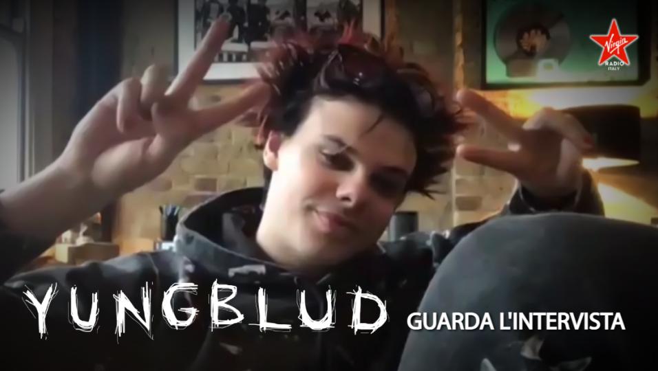 Yungblud, guarda l'intervista integrale con Andrea Rock
