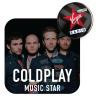 Webradio Music Star Coldplay