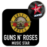 Music star Guns N' Roses