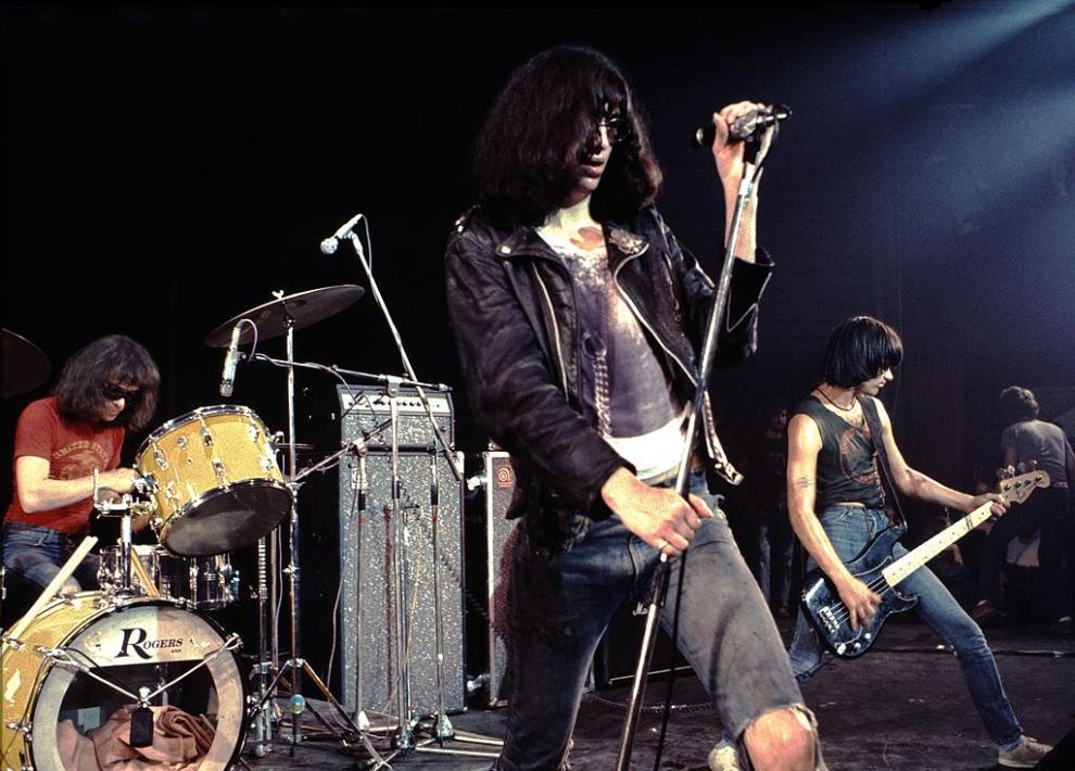 Ramones: Le Foto Più Belle Della Più Grande Punk Band Di