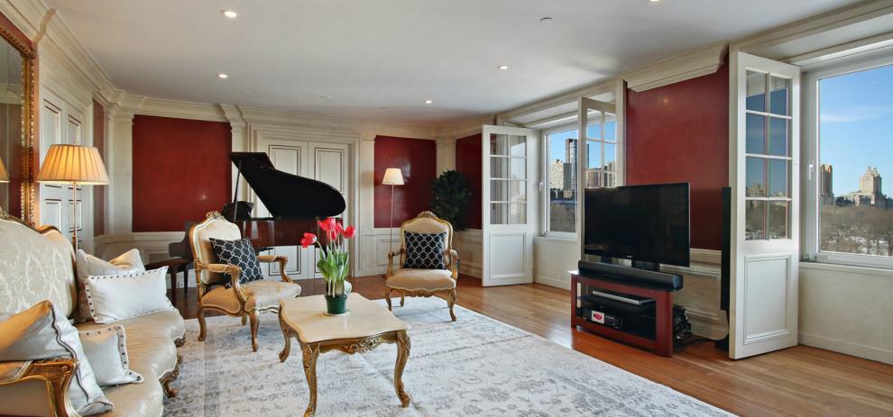 David bowie la casa di new york stata messa in vendita for Casa famiglia new york
