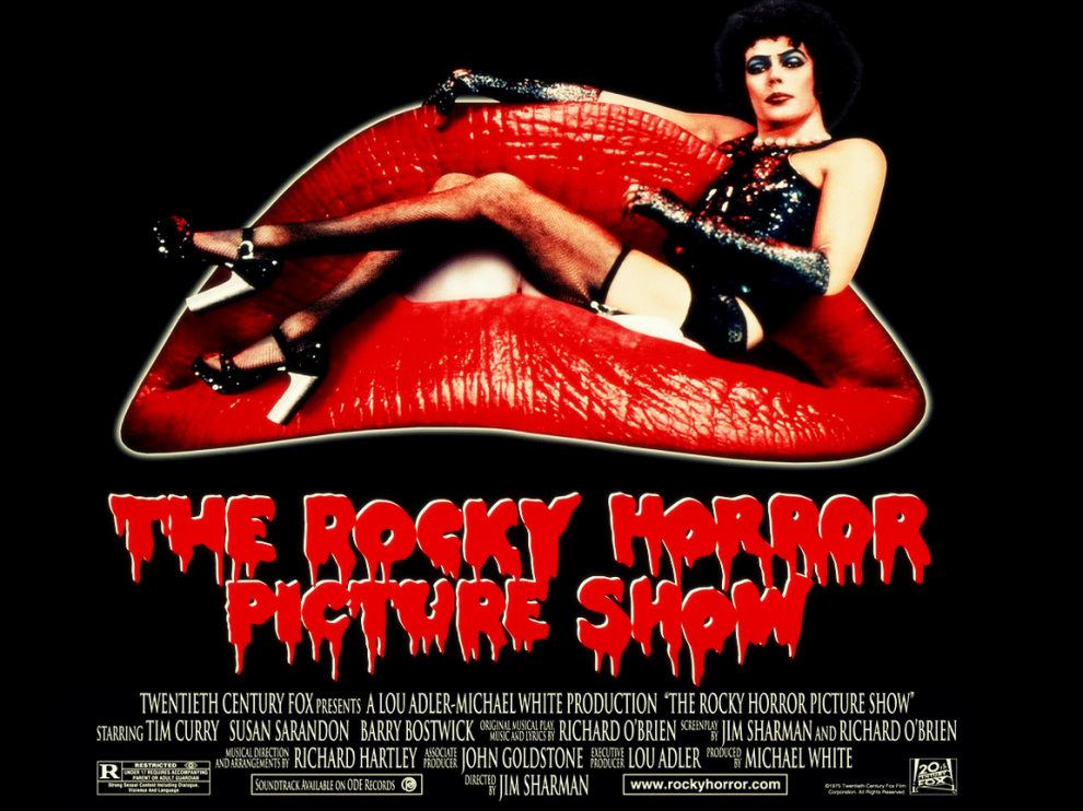 rocky horror picture show virgin initiation